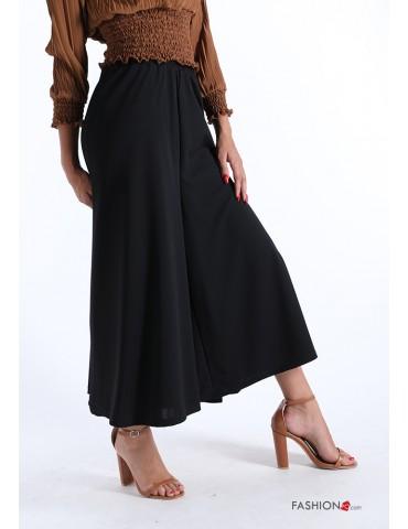 Pantalone moda nero
