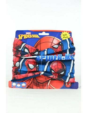 Scaldacollo di Spiderman
