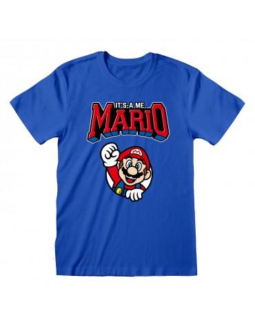 SUPER MARIO Varsity T-shirt...