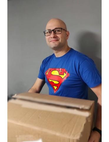 SUPERMAN T-shirt uomo