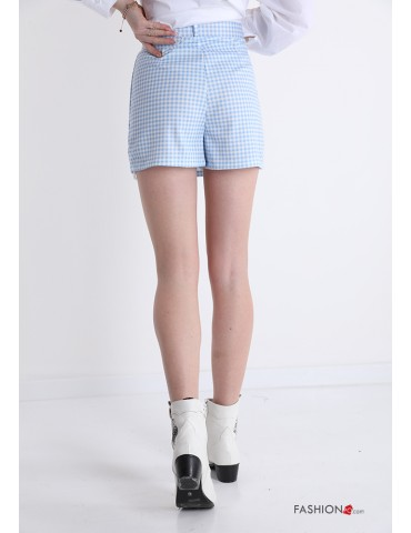 Pantaloncino fantasia vichy