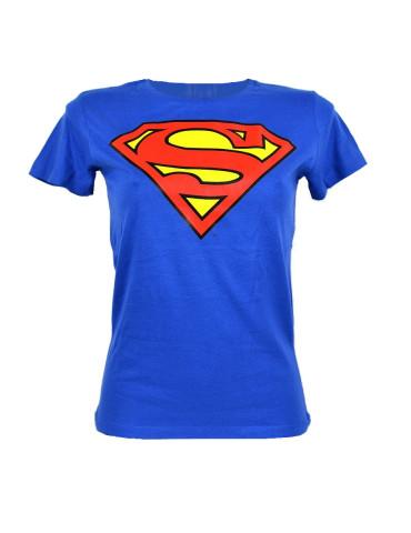SUPERMAN T-shirt donna
