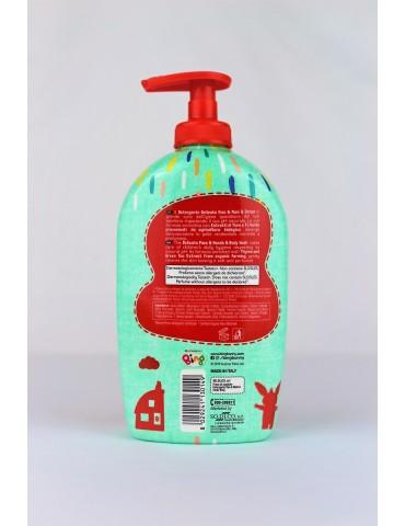 Detergente Delicato viso...